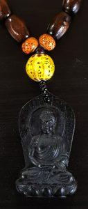 Buddha met slotje 2