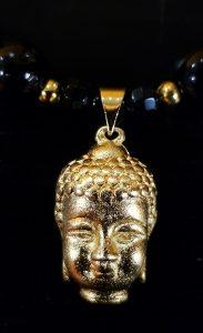 kleine Buddha goud 1