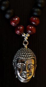 zilveren buddha 1 2