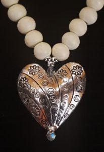zilveren hart 1 1